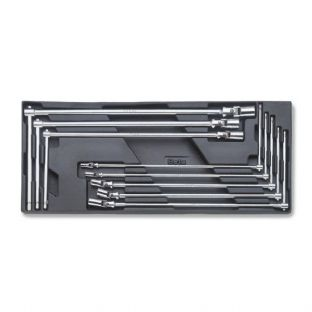 Beta T63 8 Piece T-handle Wrench Set